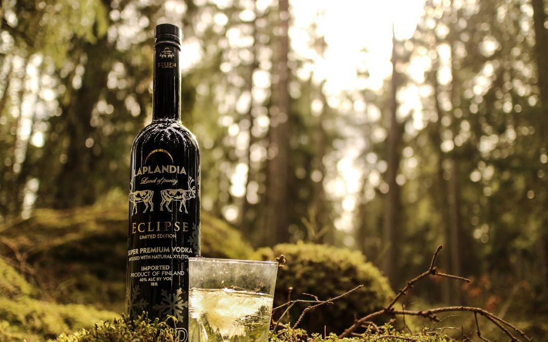 It's raining awards for Laplandia Vodka!